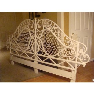 Wicker King Size Headboard Ideas On Foter