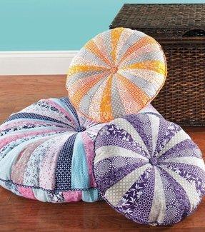 Round Floor Cushion Ideas On Foter