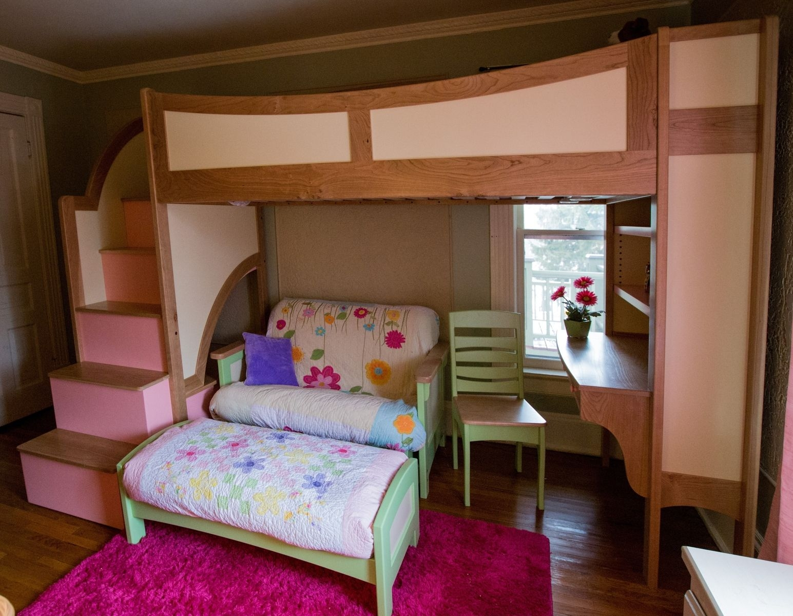 loft bed with desk and futon chair bunk bed with desk and futon   foter  rh   foter