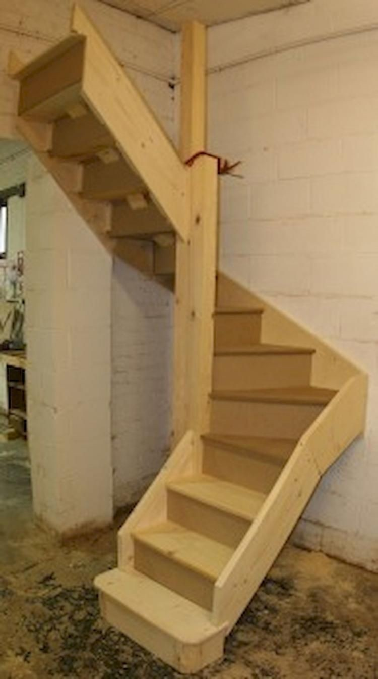 Loft With Stairs