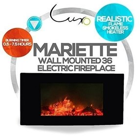 Wall Electric Fireplace Heater Foter
