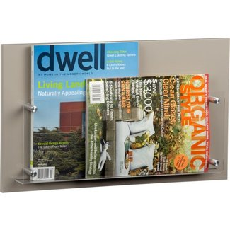 Magazine wall holder