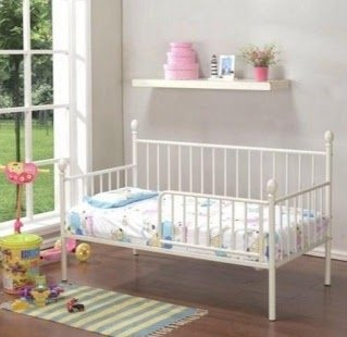 Charmant Metal Toddler Bed   Ideas On Foter