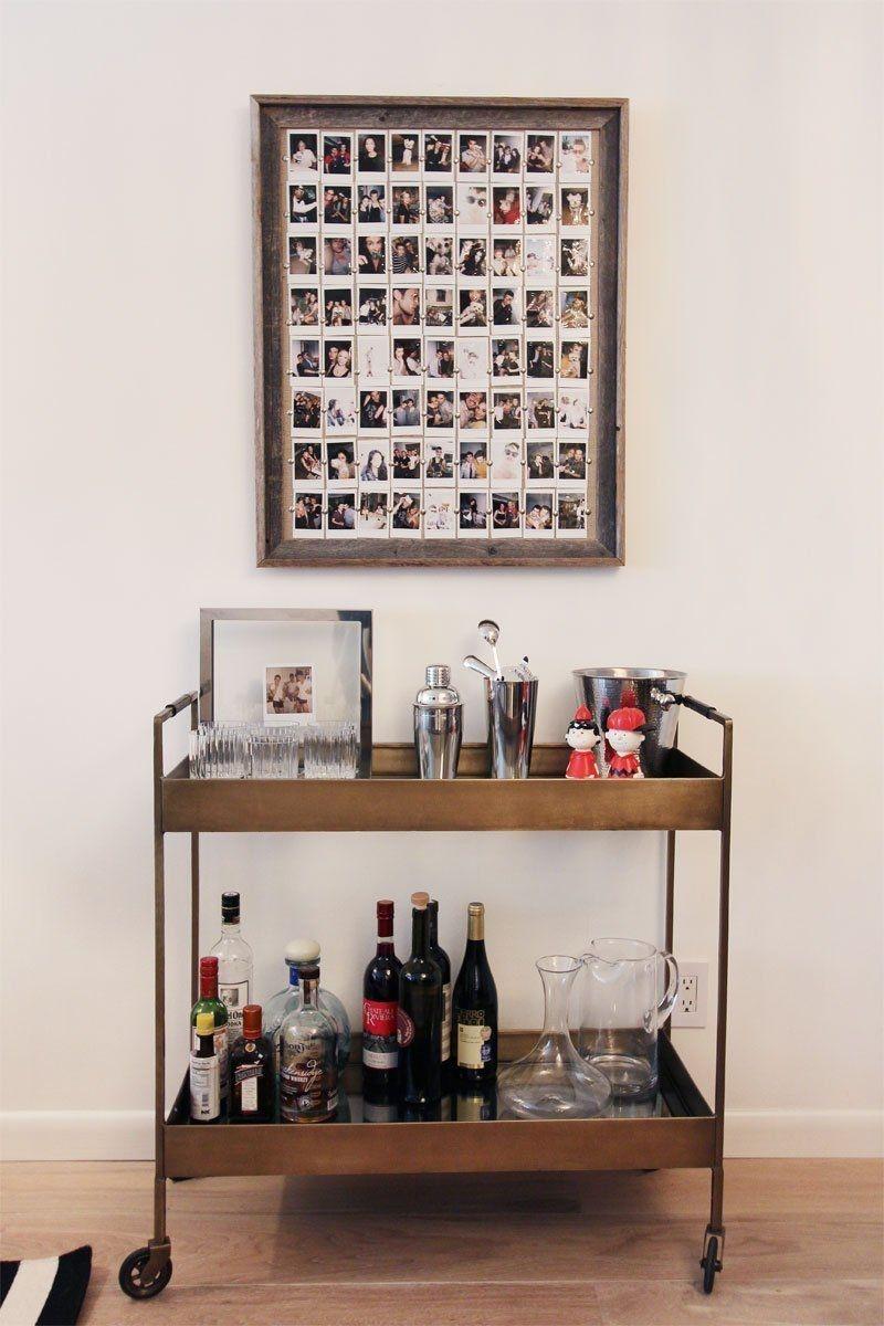 Mini Bar Ideas For Small Spaces