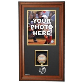 Mlb Baseball Shadow Box Display Case