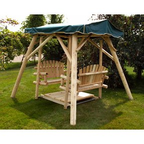 Glider Swing Set Ideas On Foter