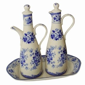 Oil and vinegar cruet set 5