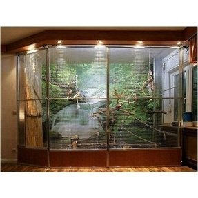 Outdoor bird aviary for sale
