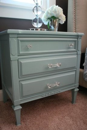 Painted chests for the home 4