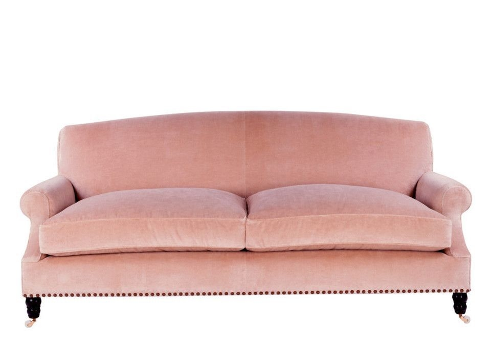 Pink Sofa Cover - Foter