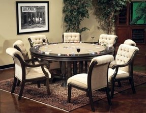 Reversible Poker Table Ideas On Foter