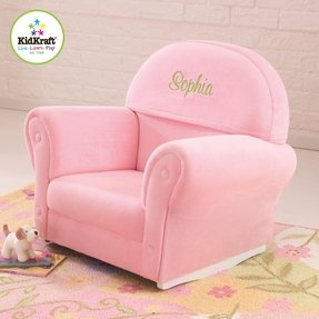 Princess rocking chair 25
