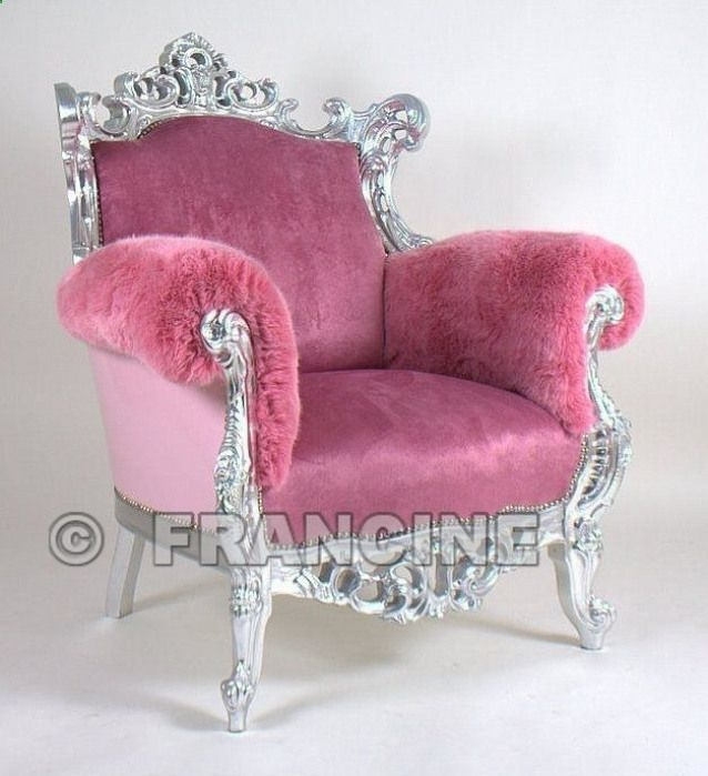 Princess Rocking Chair 3