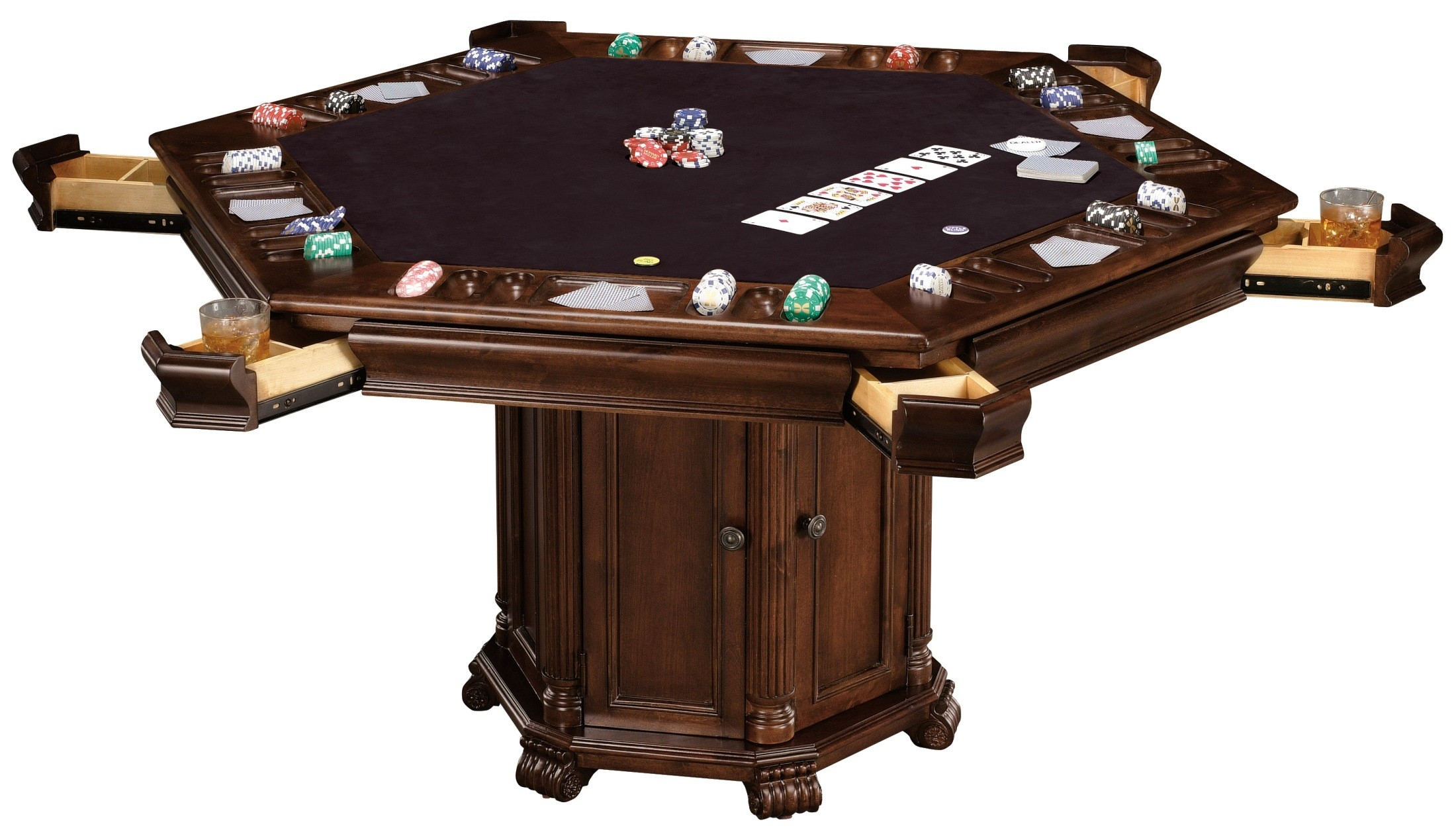 Reversible Poker Table 7