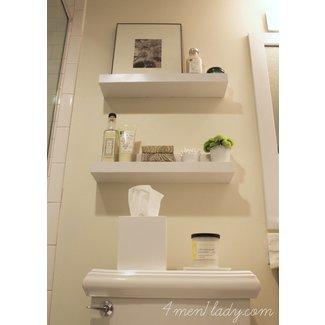 Swell Shelves Above Toilet Ideas On Foter Download Free Architecture Designs Pendunizatbritishbridgeorg