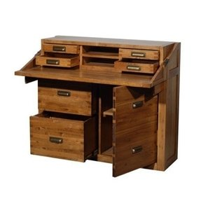 Small wooden cabinet with drawers 1