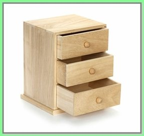Small Wooden Cabinet With Drawers 12