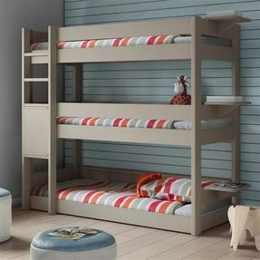 triple bunk beds for kids - foter Beds for Children's Rooms