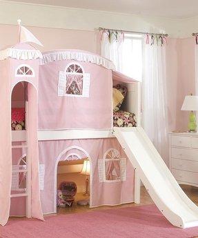 Girls Princess Bunk Bed Foter