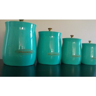 Teal Kitchen Canisters - Ideas on Foter