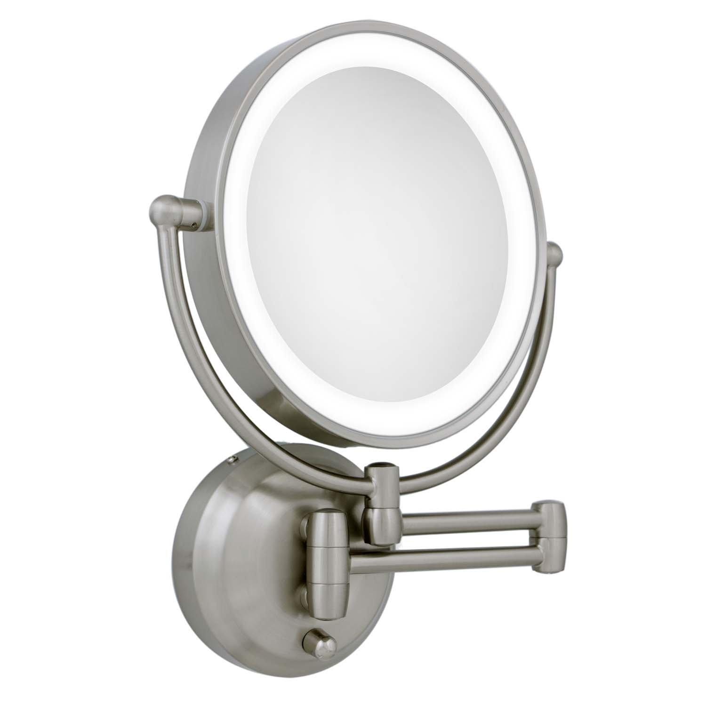 Wall Mounted Shaving Mirror