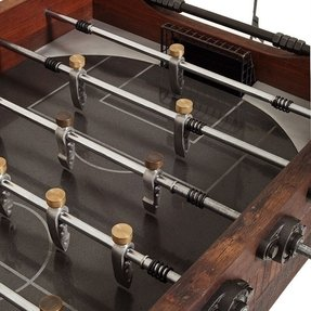 Wood foosball table 6