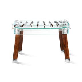 Wood foosball table 7