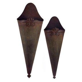 Wall Sconce Vase Foter