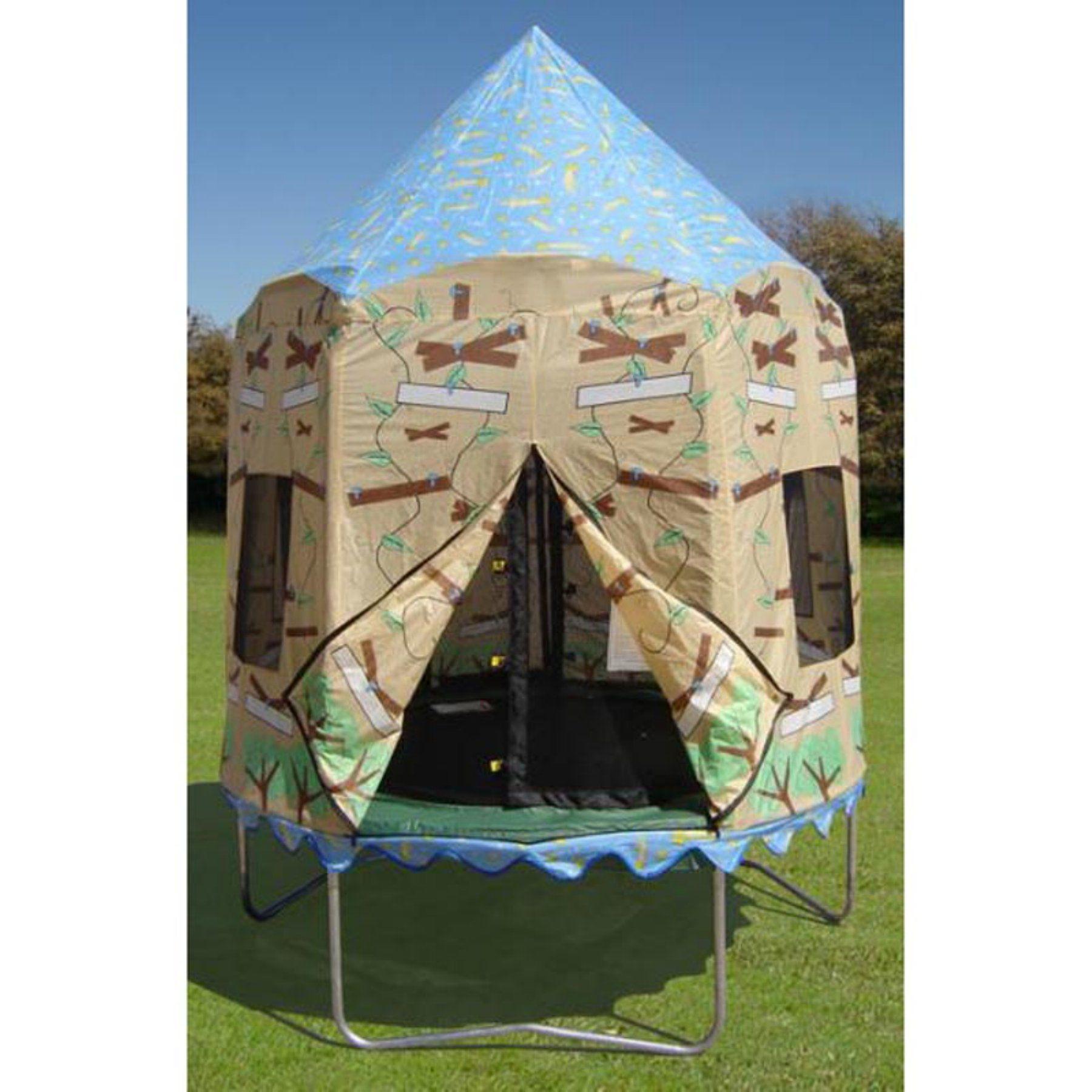 8ft tr&oline enclosure cover  sc 1 st  Foter & Trampoline Enclosure Cover - Foter