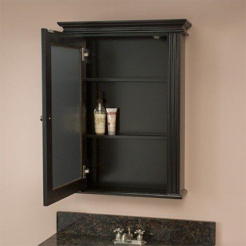 black recessed medicine cabinet ideas on foter rh foter com black bathroom medicine cabinet with mirror black medicine cabinet no mirror