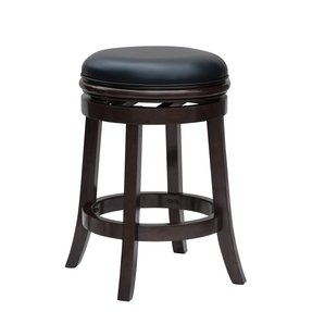 Boraam Backless Swivel Counter Stool