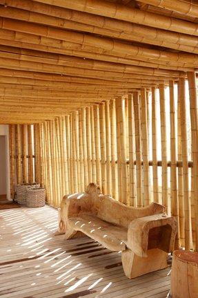 Carved Wooden Bench Foter