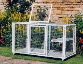 Cat cages enclosures 1