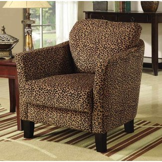 Cheetah Print Accent Chairs - Ideas on Foter