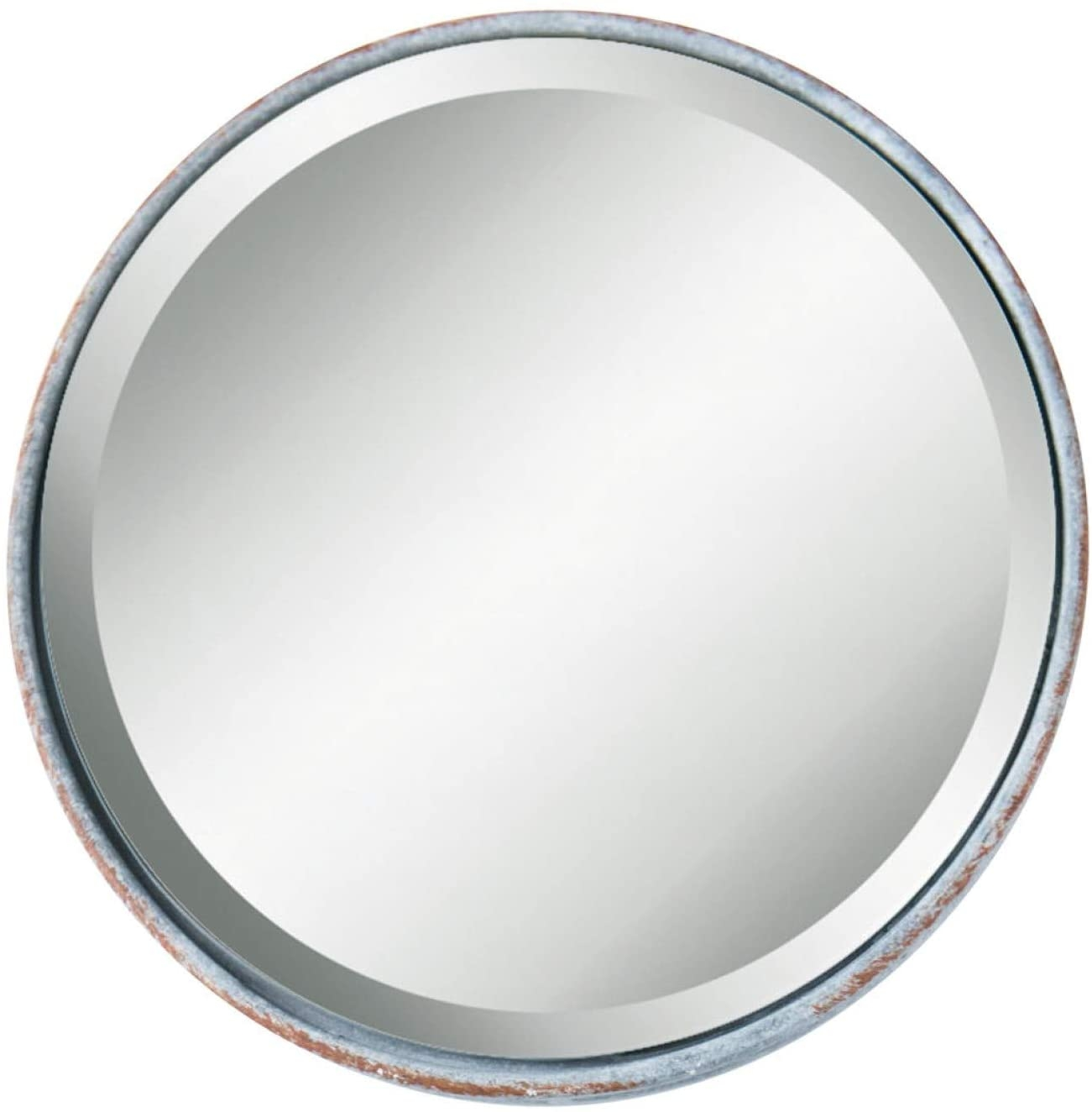 City 16 5 In W Recessed Or Surface Mounted Mirrored