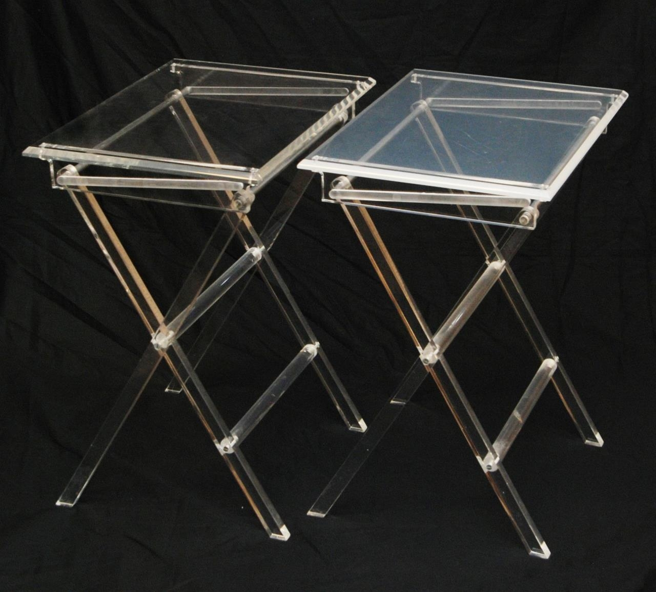 Beau Contemporary Tv Trays