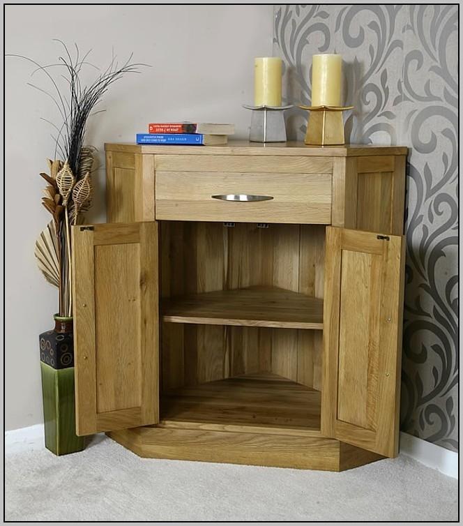 Indian Handmade 3 Tier Solid Wood Corner Unit Side Coffee Telephone Table Shelf