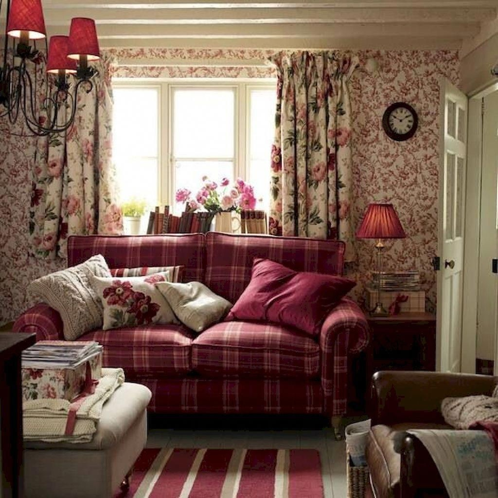 Great Country Plaid Sofas