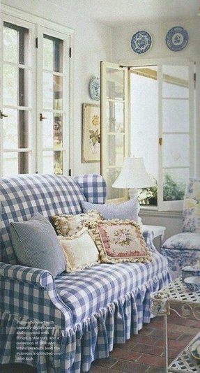 100+ Amazing Country Cottage Sofas/Couch for Sale - Ideas on ...
