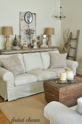 Country style couch 10