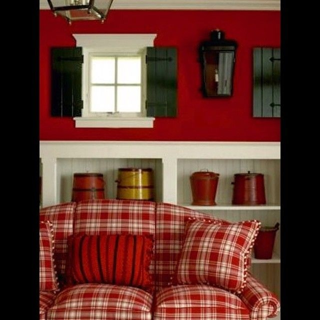 Country style couch 31