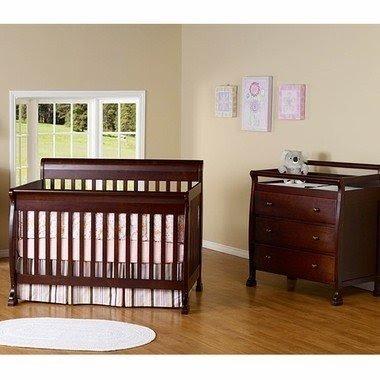 Ordinaire Davinci Kalani 4 In 1 Convertible Crib And Changer Combo