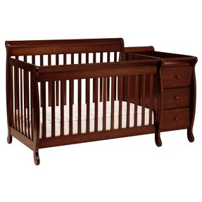 Davinci Kalani 4 In 1 Convertible Crib And Changer Combo