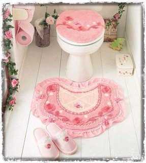 Admirable Decorative Toilet Seat Cover Ideas On Foter Ibusinesslaw Wood Chair Design Ideas Ibusinesslaworg