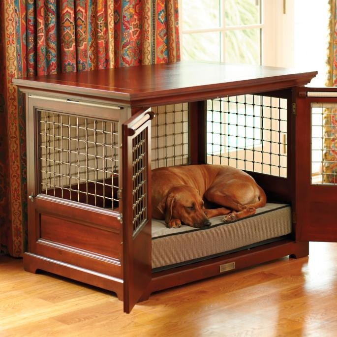 Exceptionnel Designer Dog Crates Furniture 1