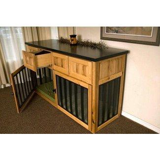 Designer Dog Crates Furniture