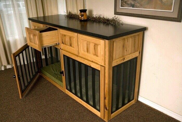 Incroyable Designer Dog Crates Furniture