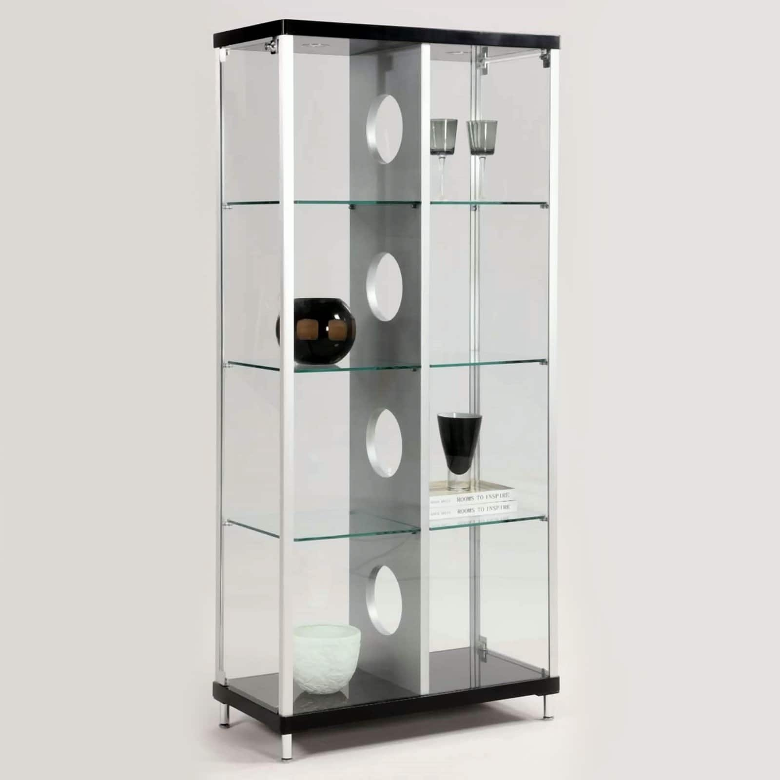 Exceptional Display Cabinet With Lock