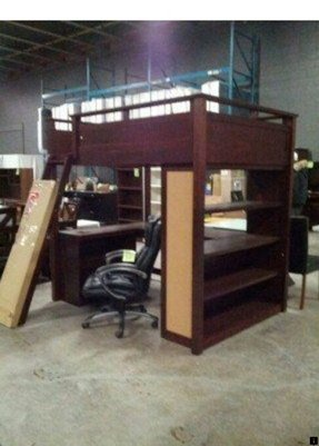 bunk bed office underneath. Double Bunk Bed With Desk Underneath Office L
