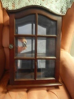 Hanging Curio Cabinets Foter